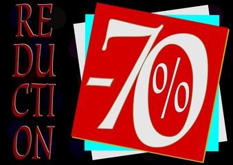 manifesto riduzione prezzi orizzontale