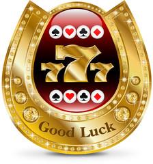777. Good luck