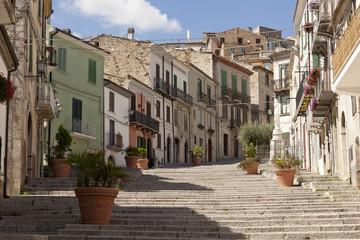 Trivento, Molise-borgo antico