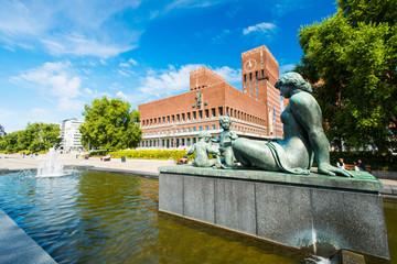 statue city hall