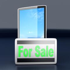 Smartphone zu verkaufen