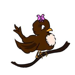 Birdie's Woman