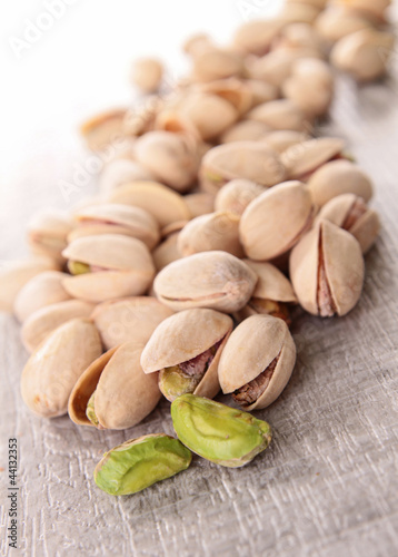 group of pistachio