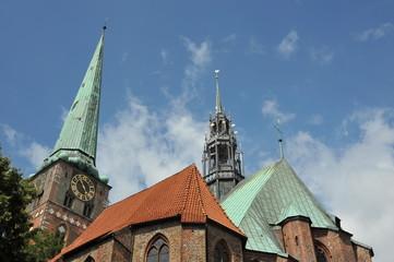 Lübeck, St Jakobi
