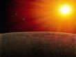 Exoplanetary sunrise