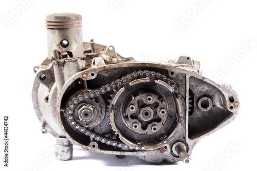 motorcycle engine - 44134742