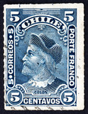 Postage stamp Chile 1901 Christopher Columbus, Explorer