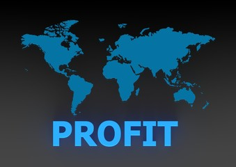 Profits From a Global Company