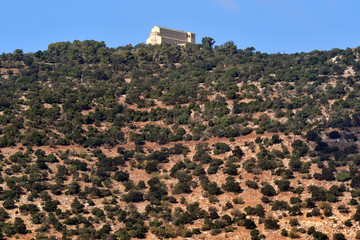 Travel Photos of Israel - Mount Tabor and Izrael Valley