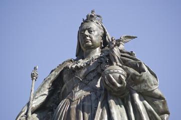 Queen Victoria Statue, Portsmouth