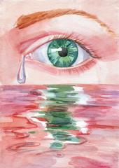 eyewater