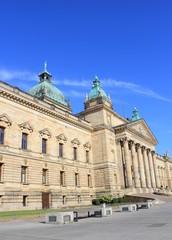 Gebäude Bundesverwaltungsgericht