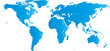 Erde, Weltkarte