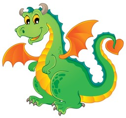 Dragon theme image 1