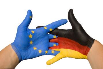 Deutschland und Europa in Gemeinschaft