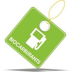 étiquette biocarburants