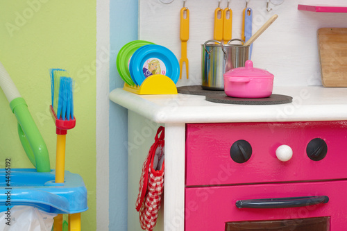 Selfmade play kitchen / DIY Playkitchen