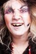 lachende Hexe