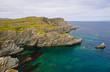 Coastal Rocks in Newfoundland