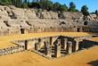 Roman Amphitheatre, Italica, Spain © Arena Photo UK