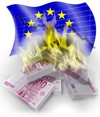 crisi euro europa