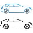 Automobil - Logo, Symbol