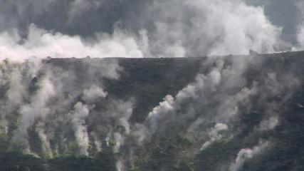 Vulcano fumarole 11