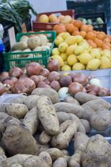 Farmer's Market in Spain