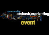 ambush marketing poster