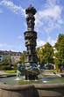Historiensaeule (History Column) in Koblenz