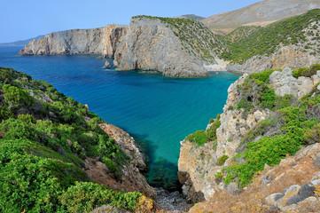 Sardegna - spiaggia di  Cala Domestica - Buggerru