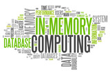 "Word Cloud ""In-Memory Computing"""