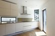 interior new house, modern kitchen