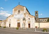 Abbazia San Domenico Abate, Sora-Frosinone poster