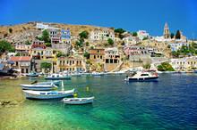 Reisen auf den griechischen Inseln Serie - Symi, Dodekanes