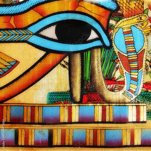 Fototapeten,papyrus,papier,agressivität,egyptian