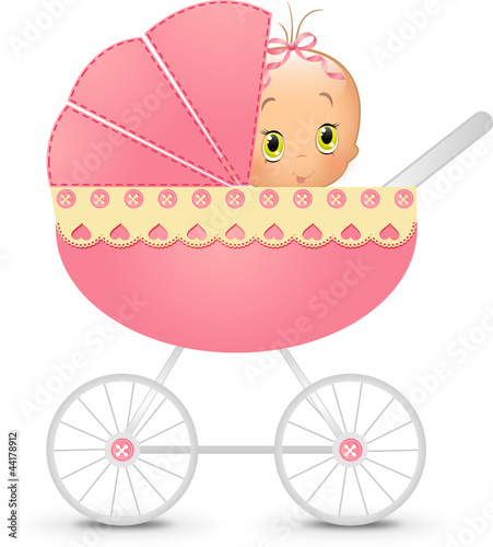 Girl carriage