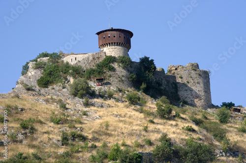 Castle Of Petrele, Tirana - Albania © ollirg