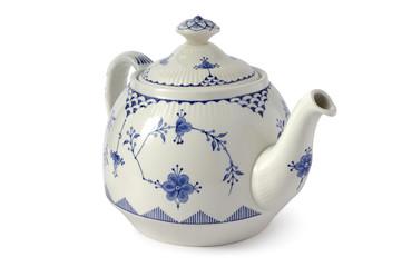 Teapot Floral