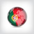 Portugal Globus