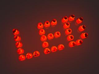 LED Text