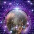 Machine Human Girl