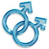 gay relationship symbol