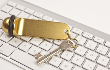 Key fob and Keyboard