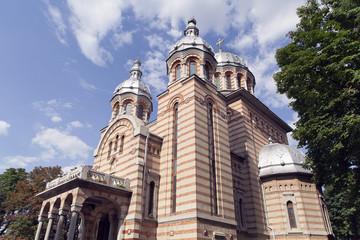 chiesa ortodossa in romania