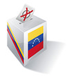 Wahlbox Venezuela