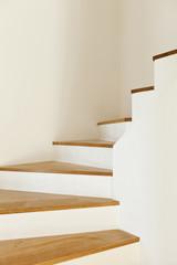 interior modern house, staircase