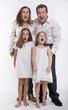 Shocked family