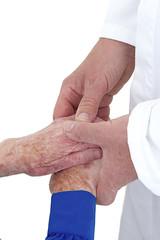 Tenir la main / réconfort - Symbole