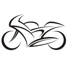 motorbike logo